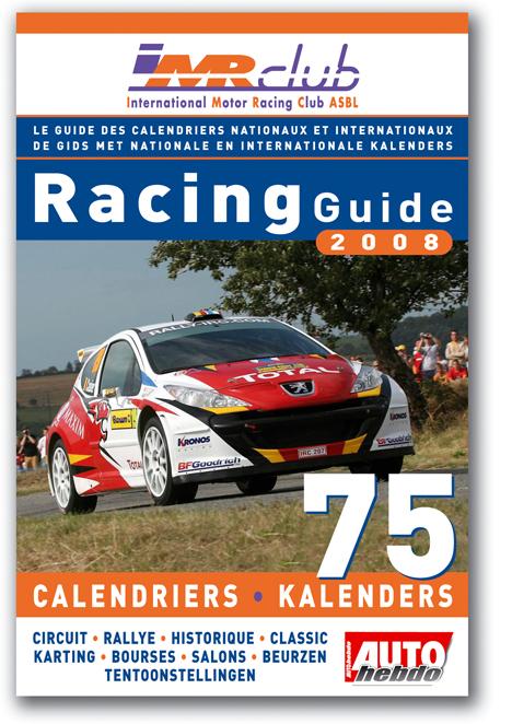 Racing Guide 2008